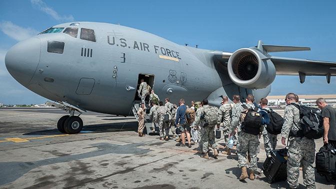 «Позерство»: МИД Ирана раскритиковал решение США отправить войска на Ближний Восток