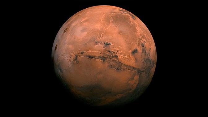 Красный пульс: под поверхностью Марса обнаружили загадочный источник магнитных сигналов