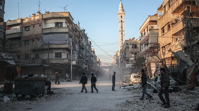 Генсек ООН объявил о создании Конституционного комитета Сирии