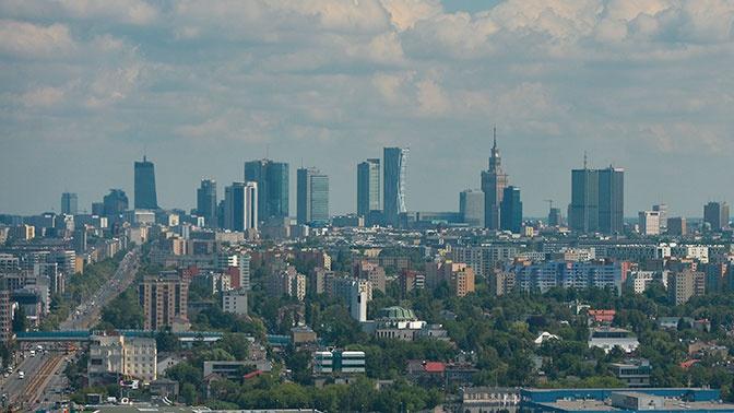 Польша снова потребовала у Германии 850 млрд долларов репарации