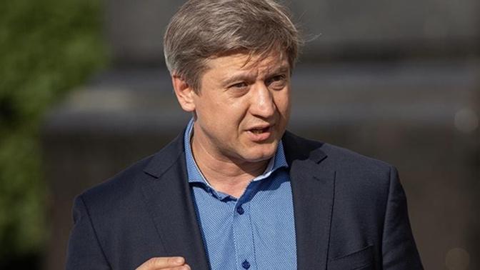 Секретарь СНБО Украины подал в отставку