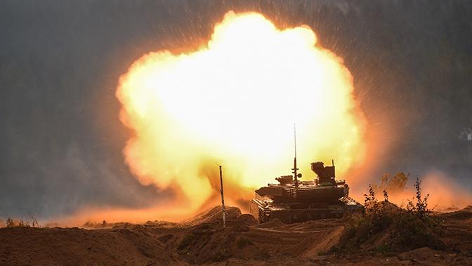 Начались закупки танков Т-90М для Российской армии