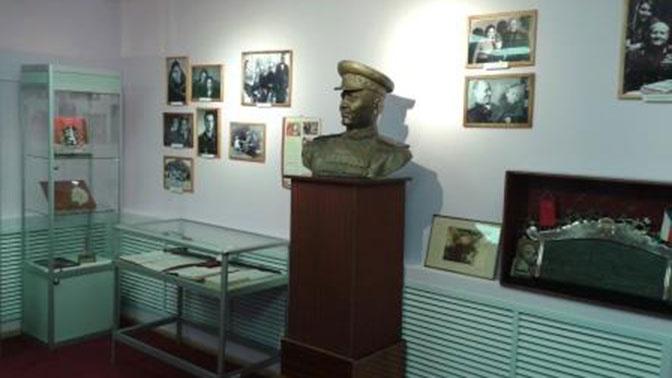 Бастрыкин инициировал перемещение экспозиции маршала Конева из глухой деревни в Киров