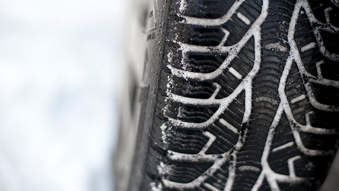 ГИБДД советует москвичам переходить на зимнюю резину