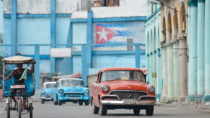 Борисов заявил о росте товарооборота между Россией и Кубой