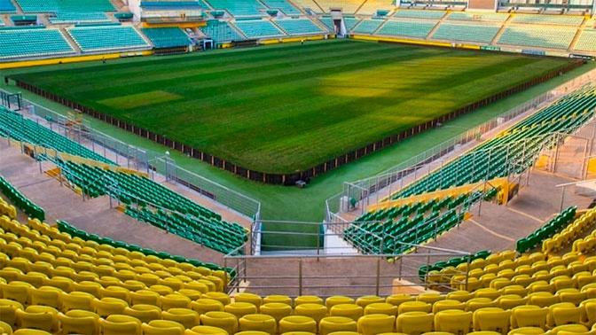 «Анжи» может остаться без домашнего стадиона