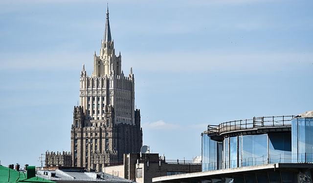 В МИД РФ обвинили Киев в принудительной украинизации страны