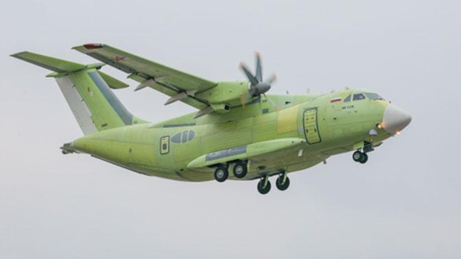 Шойгу: испытания транспортника Ил-112В продолжатся в следующем году