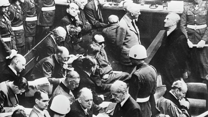 Нюрнбергский трибунал. Зачем спасали нацистов?