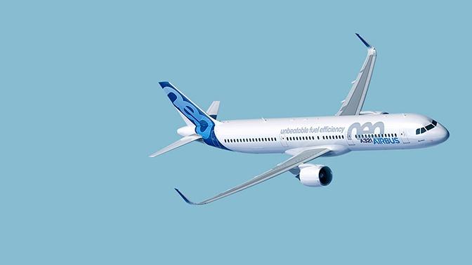 «Аэрофлот» планирует заказать 23 самолета Airbus