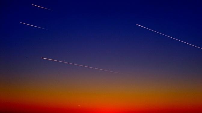 Астрономы предупредили о приближении пика непредсказуемого метеорного потока