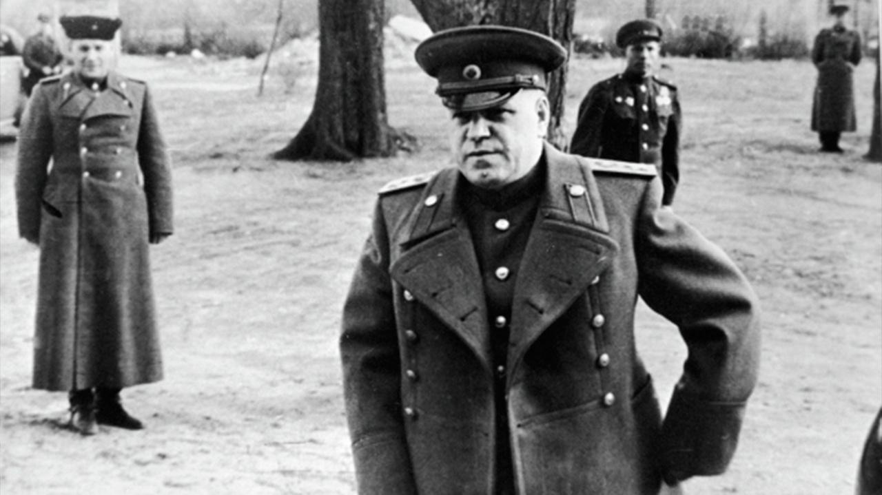Заговор против маршала Победы
