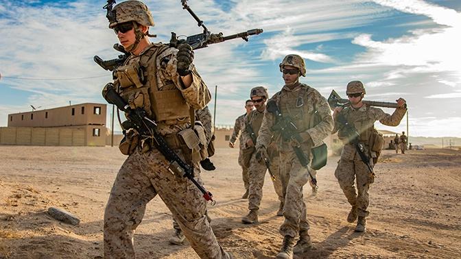 Боевые утехи Пентагона