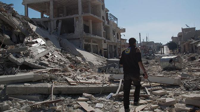 Анкара уведомила Дамаск об операции в Сирии