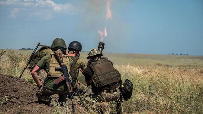 СК РФ возбудил несколько уголовных дел по факту обстрела Донбасса ВСУ