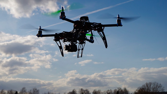 Станцию для борьбы с мини-дронами создали в РФ