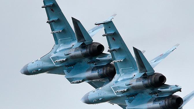 ВКС РФ 16 раз за неделю поднимались на перехват разведчиков у границ России