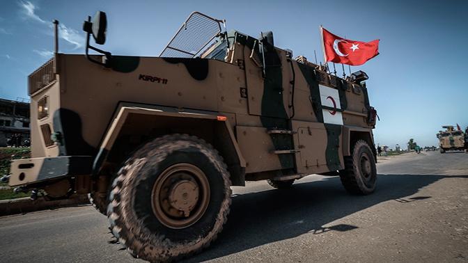 Турция уничтожила «459 террористов» в Сирии с момента начала операции «Источник мира»