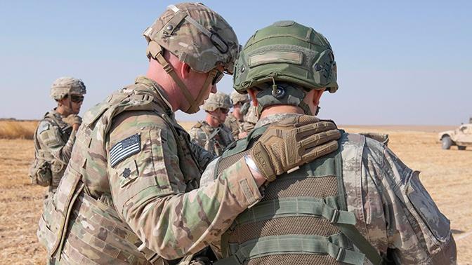 США выведут тысячу военнослужащих из Сирии