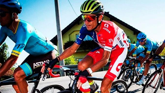 Велосипедист показал состояние своих ног после многокилометровой гонки
