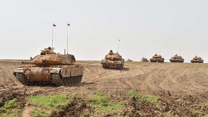 Курдская карта разыграна: что ждет Сирию после военной операции Анкары