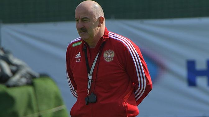 Черчесов рассказал о вызове Кокорина и Мамаева в сборную