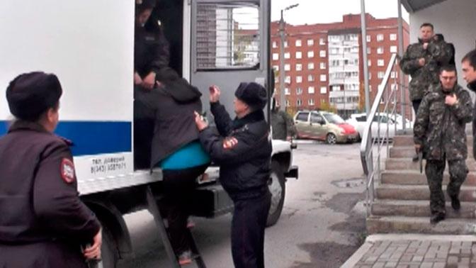 В МВД раскрыли подробности задержания подозреваемых в убийстве девушки на Урале