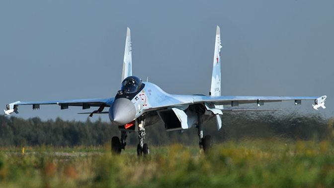 Авиаполк под Тверью усилен новейшими истребителями Су-35