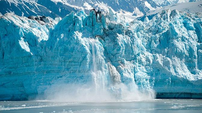 Метановый «фонтан»: мощный выброс газа зафиксировали в Арктике