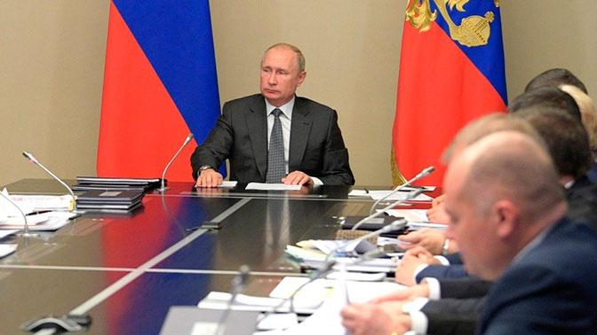 «Почему так мало?»: Путин призвал к ответу губернатора Иркутской области