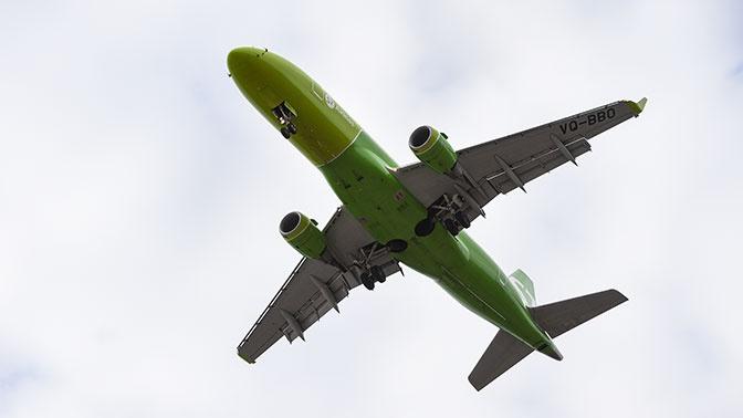 Росавиация дала S7 допуск на выполнение рейсов в Грузию