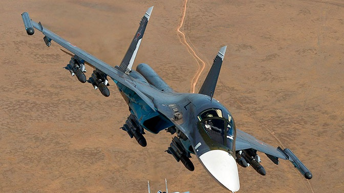 Новосибирский авиазавод получит новый заказ Су-34 до конца октября