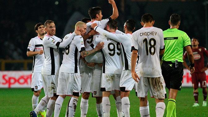 Итальянский футбольный клуб «Палермо» признали банкротом