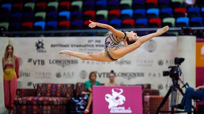 Дина Аверина признана лучшей спортсменкой Европейских игр