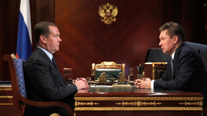 В «Газпроме» назвали условие для контракта на транзит газа через Украину