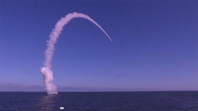 В МО РФ назвали глупостью сообщение о проблемах при запуске ракет «Калибр»