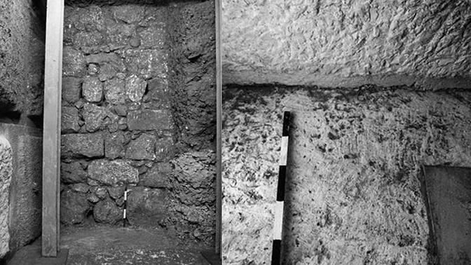 Построенная Понтием Пилатом улица обнаружена в Иерусалиме
