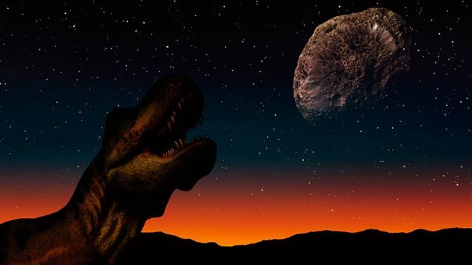 Огонь с неба: ученые выяснили подробности гибели динозавров