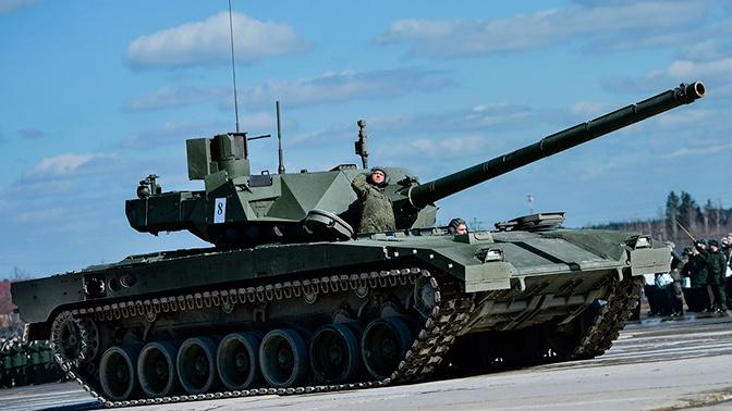СМИ отметили превосходство «Арматы» над еще не созданным немецким «Леопардом-2»