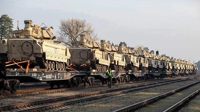Лукашенко поручил создать план реагирования на танки США в Литве