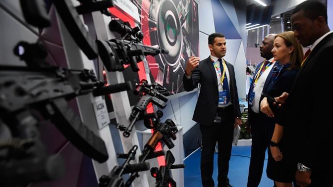 Африка заказала у России оружия на $14 млрд