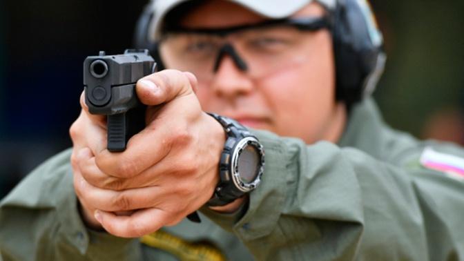 ЦНИИточмаш создал для полиции новый пистолет со «змеиным» названием