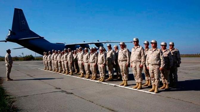 В Египте начались первые российско-египетские учения войск ПВО «Стрела дружбы»