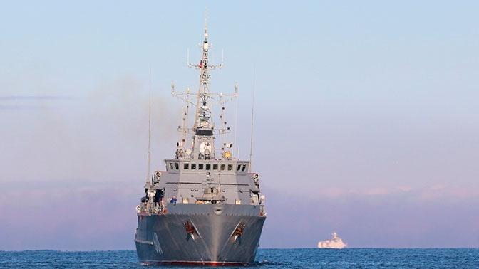 Российские предприятия строят военные корабли, не имеющие аналогов в мире