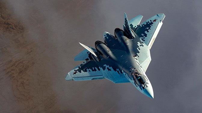 Стало известно кодовое обозначение НАТО для Су-57