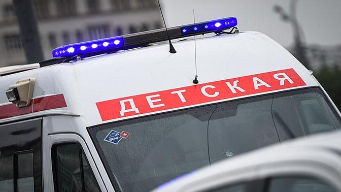 В Подмосковье водитель сбил двух детей на переходе и скрылся