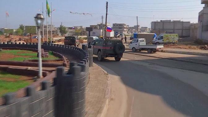 Пентагон: патруль США непопал под обстрел вСирии