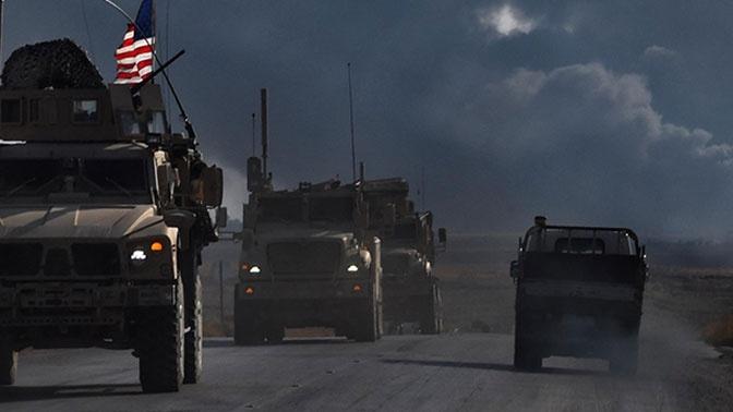 Пентагон раскрыл подробности обстрела колонны ВС США в Сирии
