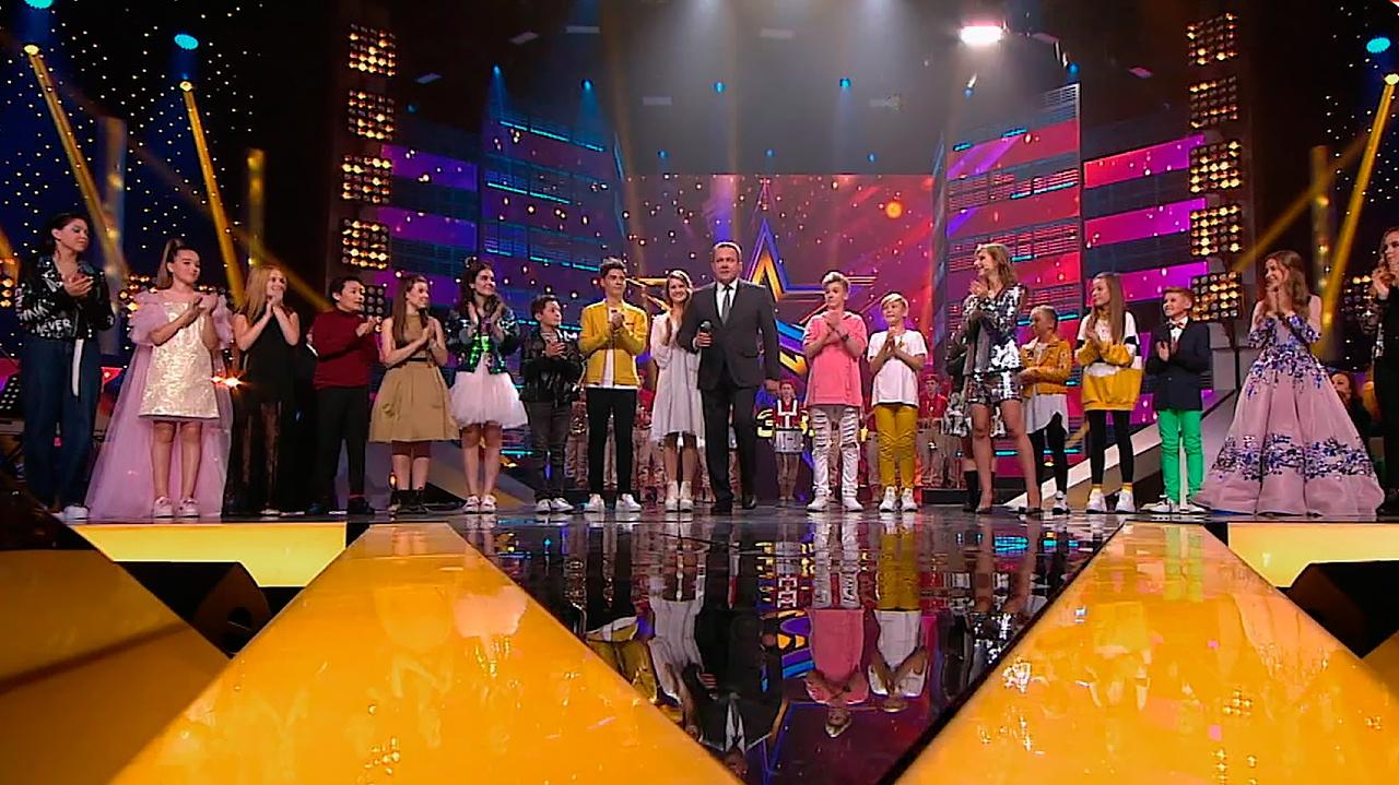Всероссийский детский вокальный конкурс «Юная звезда» - 2019. Полный выпуск