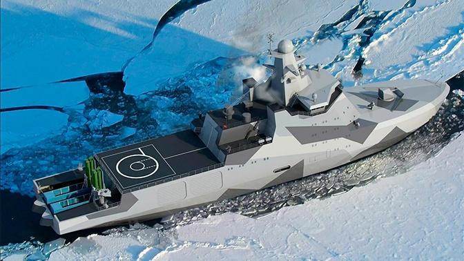 Главком ВМФ рассказал, когда заложат ледокол «Николай Зубов»